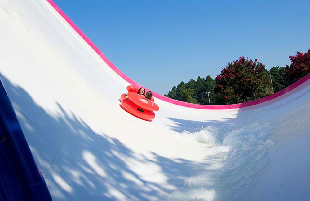 Tube Slides - Myrtle Waves - Myrtle Beach Water Park