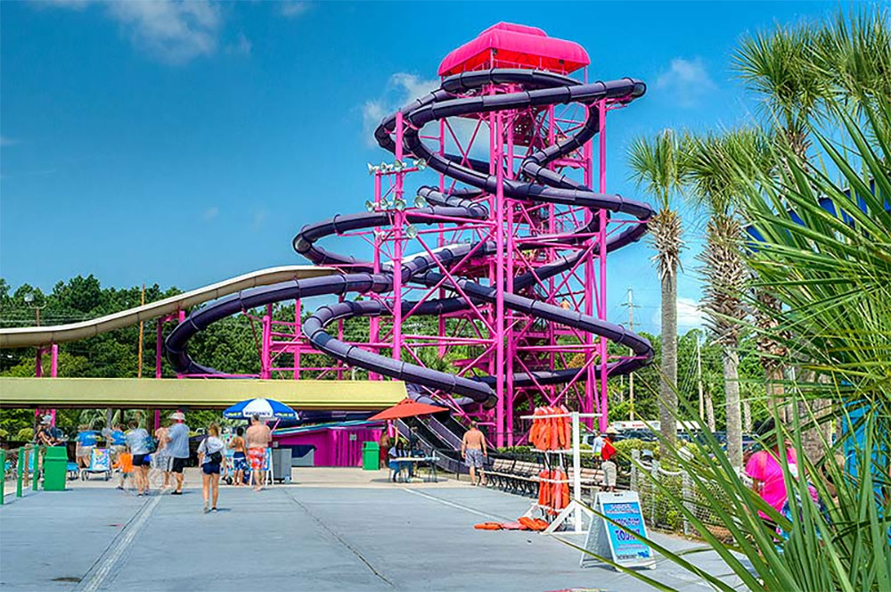 Myrtle Beach Water Park Tickets
