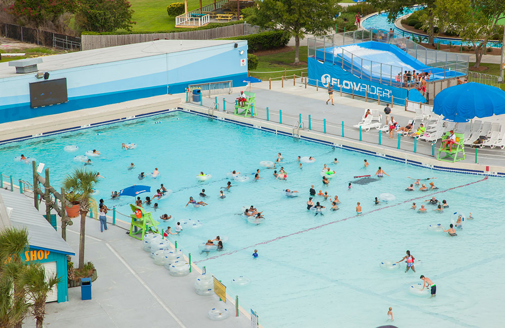 Family Attractions Myrtle Waves Beach Water Park